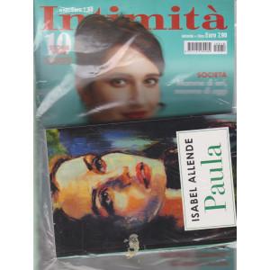 Intimità + il libro di Isabel Allende- Paula- n. 18 - 12 maggio 2021 - settimanale - rivista + libro