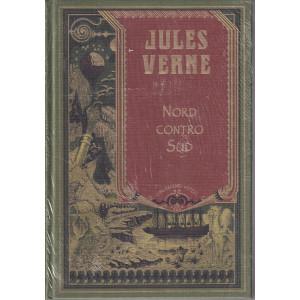 Jules Verne -Nord contro sud-1/10/2021 - settimanale - copertina rigida
