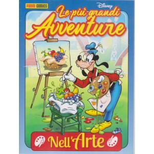 Le piu' grandi avventure Disney - n° 11 - Nell'arte- bimestrale - 20 febbraio 2021