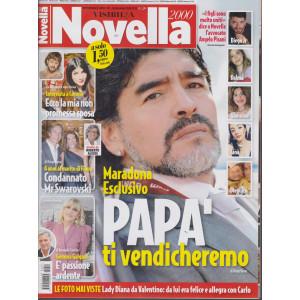 Novella 2000 - n. 52 - settimanale - 16 dicembre 2020