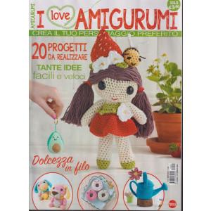 I love amigurumi - n. 4 - bimestrale - settembre - ottobre 2021
