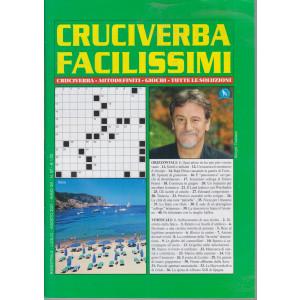 Cruciverba Facilissimi - n. 97 - bimestrale -luglio - agosto 2021