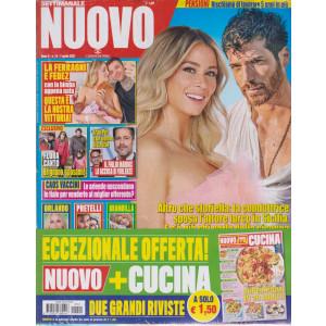Settimanale Nuovo + - Nuovo Cucina - n. 14 - 7 apriile 2021 - 2 riviste