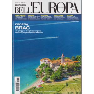 Bell'Europa e dintorni - n. 340 - agosto 2021 - mensile
