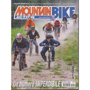 Mountain Bike Action - n. 10  - ottobre  2021 - mensile