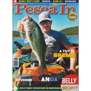 Pesca in - n. 4 - mensile -aprile  2021