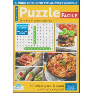 Raccolta puzzle facile - n. 43 - 14/12/2020 - bimestrale -