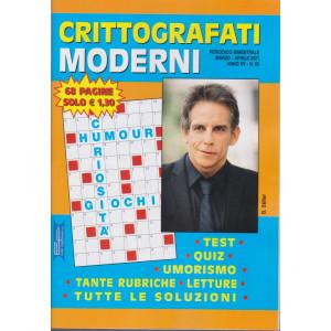 Crittografati Moderni - n. 69 - bimestrale -marzo - aprile - 68 pagine