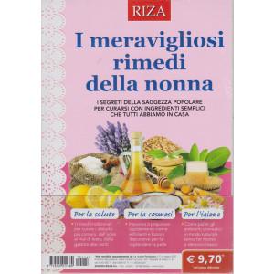 Le ricette Perdipeso - n. 114 -I meravigliosi rimedi della nonna  -maggio  2021