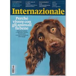 Internazionale - n. 1406 - 23/29 aprile  2021 - settimanale
