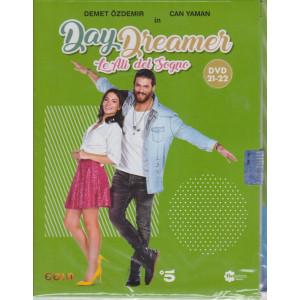 Day Dreamer - Le ali del sogno - n. 12 -undicesima  uscita   - 2 dvd + booklet -10 aprile  2021   - settimanale