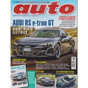 Auto - n.7 - mensile - luglio 2021 - 140 pagine