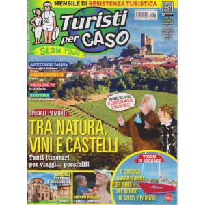 Turisti per caso - n. 6 -febbraio 2021 - mensile