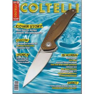 Coltelli - n. 107 - bimestrale - agosto - settembre 2021