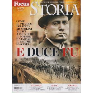 Focus Storia - n. 173 - marzo 2021 - mensile