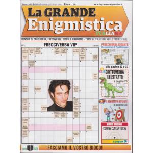 La Grande enigmistica italiana - n. 8 - febbraio 2021 - mensile