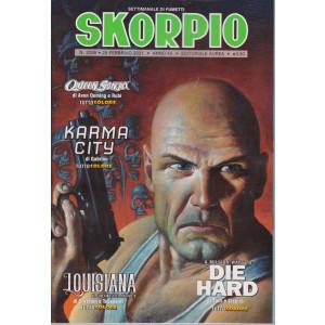Skorpio - n. 2295 - 25  febbraio 2021 - settimanale di fumetti