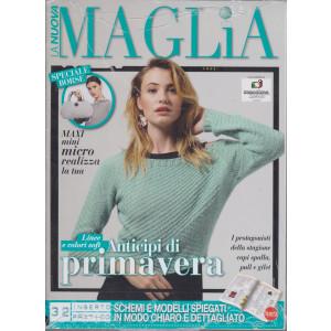 La nuova maglia - n. 2 - bimestrale - 24/2/2021 - 2 riviste