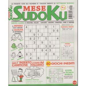 Settimana Sudoku Mese - n. 24 - mensile - 12/2/2021