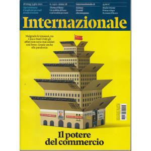 Internazionale - n. 1411 -28 maggio/ 3 giugno     2021 - settimanale