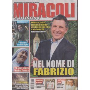 Miracoli e misteri - n. 15- settimanale -2 settembre  2021