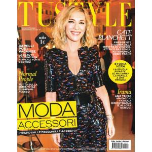 Tu Style -  n. 37 - 25 agosto 2020 - settimanale
