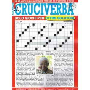 Il Cruciverba - n. 323 - dicembre 2020 - mensile
