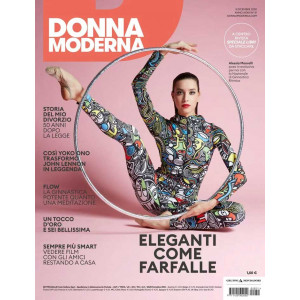 Donna Moderna - n. 51 - 3 dicembre 2020 - settimanale