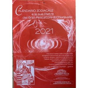 Calendario Zodiacale 2021  - cm. 30 x 42