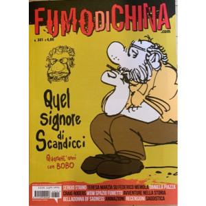 Fumo Di China - mensile n. 301 Dicembre 2020