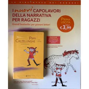 I nuovi capolavori della narrativa per ragazzi - Prima uscita - Pippi Calzelunghe
