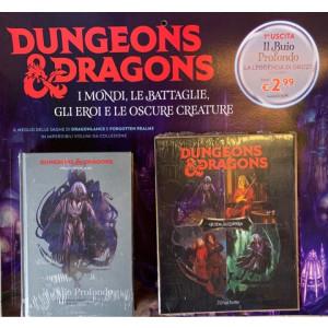 DUNGEONS & DRAGONS - Prima uscita - Il buio profondo + Guida all'opera