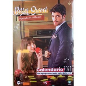 Calendario Bitter Sweet 2021 - cm. 28.5 x 39