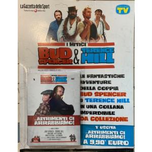 I Dvd Di Sorrisi Speciale - I mitici Bud Spencer & Terence Hill - 1a uscita