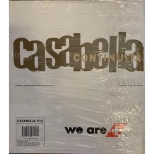Casabella continuità - mensile n. 916 Dicembre 2020