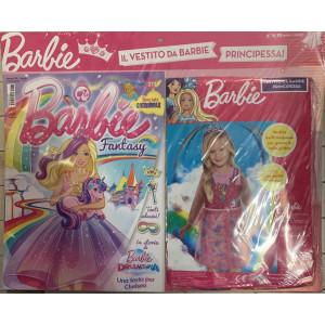 La mia prima Barbie - Barbie fantasy speciale Carnevale - Gennaio 2021 mensile + vestito da barbie principessa