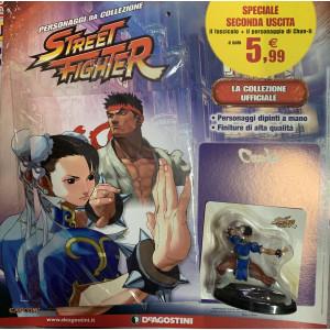 Street Fighter Personaggi da collezione- 2a uscita Chun-Li
