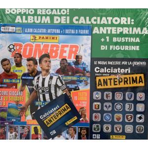 BOMBER: La rivista ufficiale Panini sul calcio Uscita Nº 37 del 09/10/2021Periodicità: MensileEditore: Panini S.p.A.