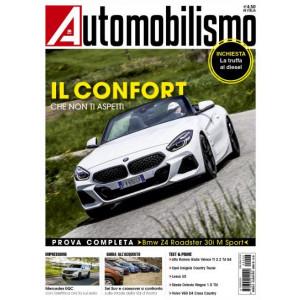 Abbonamento Automobilismo (cartaceo  mensile)