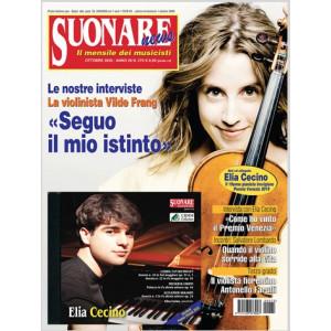 Abbonamento SUONARE NEWS (cartaceo mensile)