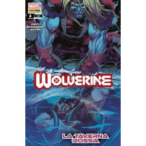 Wolverine - n. 407 -La taverna rossa -  mensile - 19 novembre 2020
