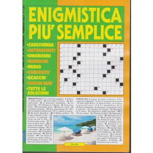 Enigmistica piu' semplice - n. 65 - bimestrale - gennaio - febbraio 2021