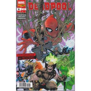 Deadpool - n. 157 - bimestrale - 11 febbraio 2021