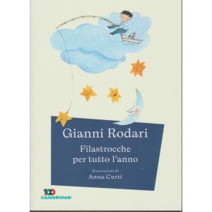 Gianni Rodari - Filastrocche per tutto l'anno - n. 10 - settimanale - 139 pagine
