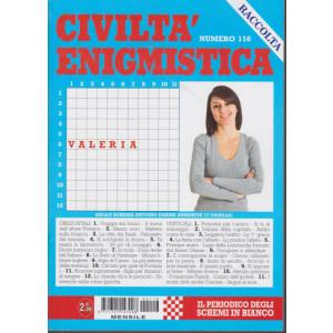 Abbonamento Raccolta Civiltà Enigmistica (cartaceo  mensile)