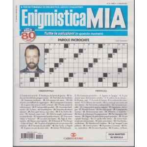 Enigmistica Mia - n. 20  -17 maggio  2021- settimanale