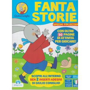 Giulio Coniglio Fanta storie special collection - n. 10 -Aprile - maggio  2021 - bimestrale -