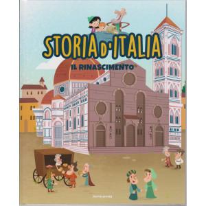 Storia d'Italia -Il Rinascimento  - n. 27- 16/2/2021 - settimanale - copertina rigida