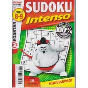Sudoku Intenso - n. 15 - livello 8-9 - bimestrale - marzo - aprile 2021