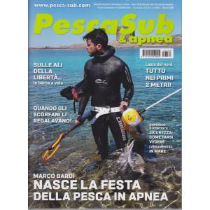 PescaSub & apnea - n. 381 -1 giugno    2021 - mensile